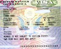 H1B Visa Sample H 1b Visa